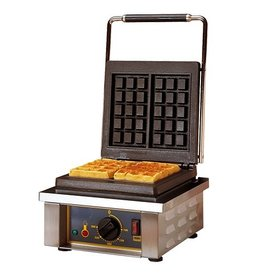 Roller Grill Roller GrillWaffle baking machine (Brussels waffle)
