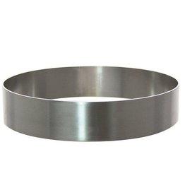 Schneider Stainless steel bavaroise- and baking ring 180 x 45