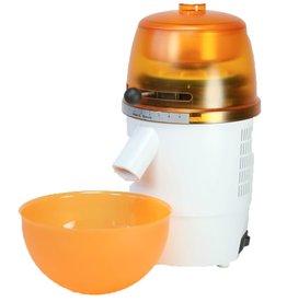 Getreidemühle Novum Orange / Weiß (elektrisch)