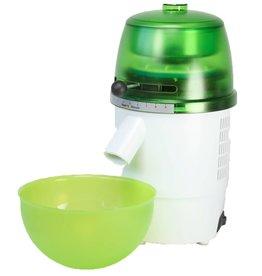 Getreidemühle Novum Grün / Weiß (elektrisch)