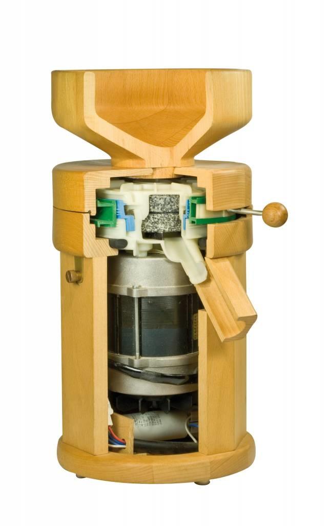 Getreidemühle Oktagon 2 (elektrisch)