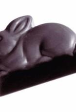 Schneider Kunststof bonbonvorm, paashaas
