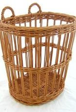 Baguette Korb Ried 36 x 30 x 40/47 cm