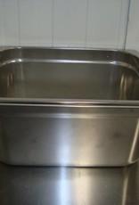 Gastronormbak, GN 1/2 x 150(h) mm