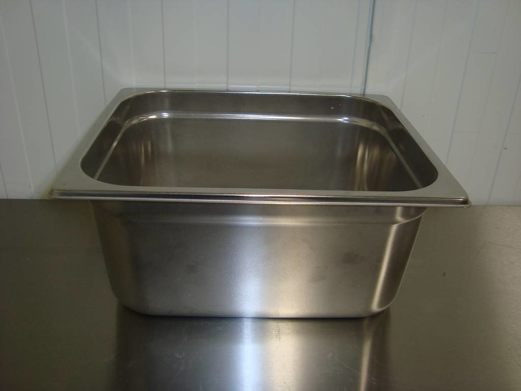Gastronorm container, GN 1/2 x 150 (h) mm