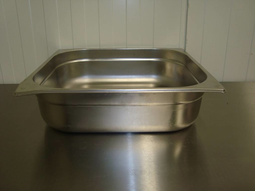 Gastronorm container, GN 2/3 x 100 (h)