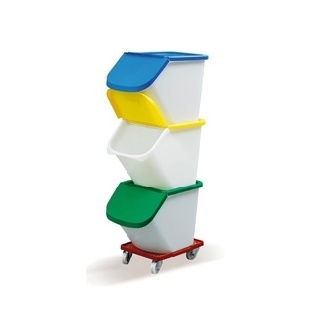 Scaritech 15 liter raw material container