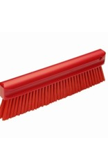 Vikan Vikan flour brush, red