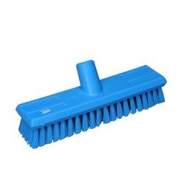 Vikan Vikan scrub broom, blue