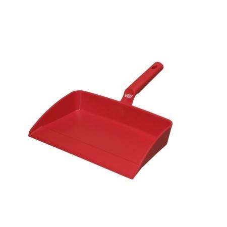 Vikan Vikan dustpan, red