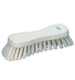 Vikan Vikan Large work brush, white