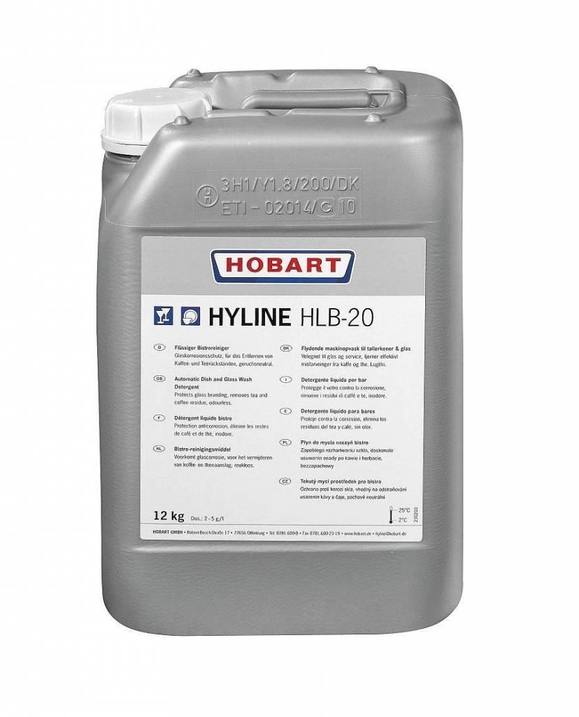 Hobart HLB-20 Geschirrspülmittel