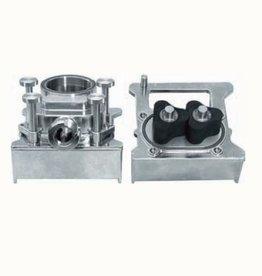 Stainless steel dosing pump