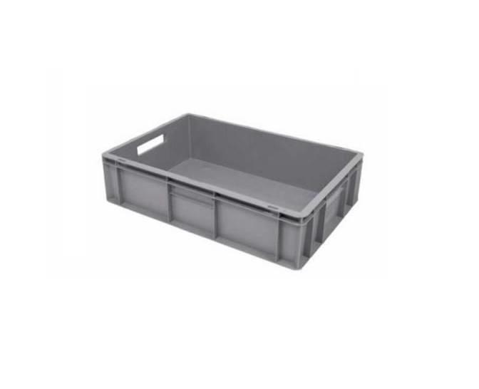 Kunststoff Behälter 600x400x220 (h) mm, offen Griff