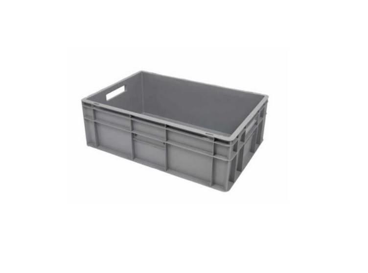 Kunststoff Behälter 600x400x280 (h) mm, offen Griff