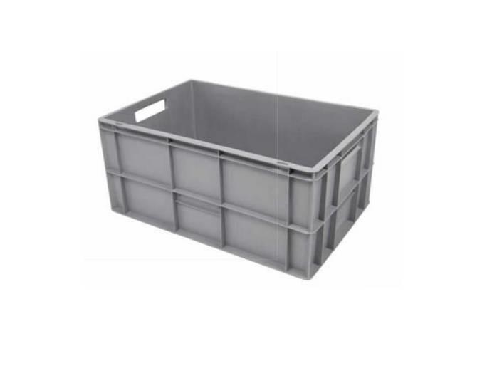 Kunststoff Behälter 600x400x320 (h) mm, offen Griff