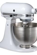 KitchenAid K5 weiß