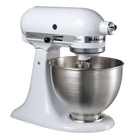 KitchenAid K5 white