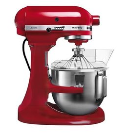 KitchenAid K5 red