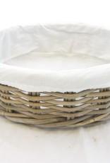 Artisan basket round 40 cm