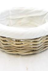 Artisan basket round 30 cm