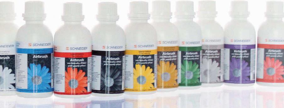 Schneider Airbrush Starter Kit