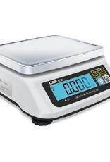 CAS SW-II-NVH scale