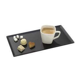 Presentation tray black 300 x 150 x 3 mm