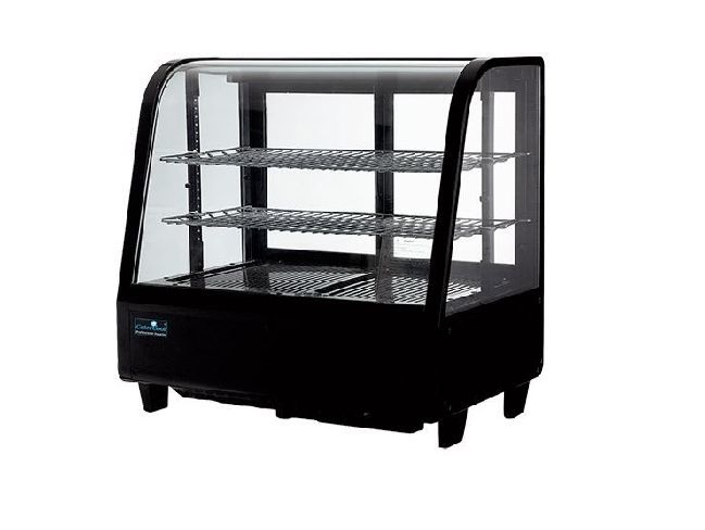 CaterCool CaterCool Refrigerated counter black