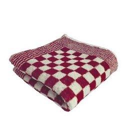 Kitchen cloth red
