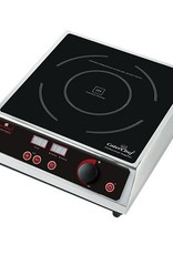 Induction cooker type B