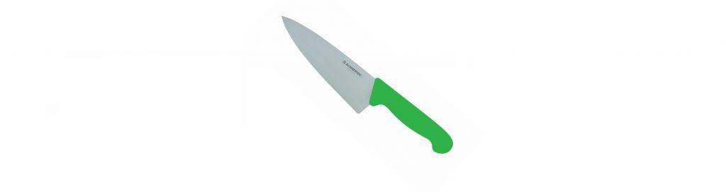 Schneider Koksmes 20 cm - groen