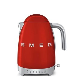 Smeg Smeg variable kettle - red