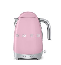 Smeg Smeg variable kettle - pink