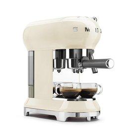 Smeg Smeg Espressomachine - crème