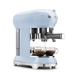 Smeg Smeg Espresso-Maschine - Pastell Blau