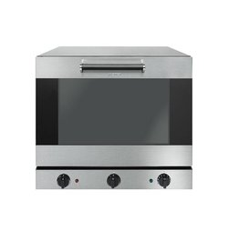 Smeg Smeg convection oven 4 levels - 435 x 320 mm - ALFA43GH