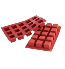Silikomart Backform - kubus