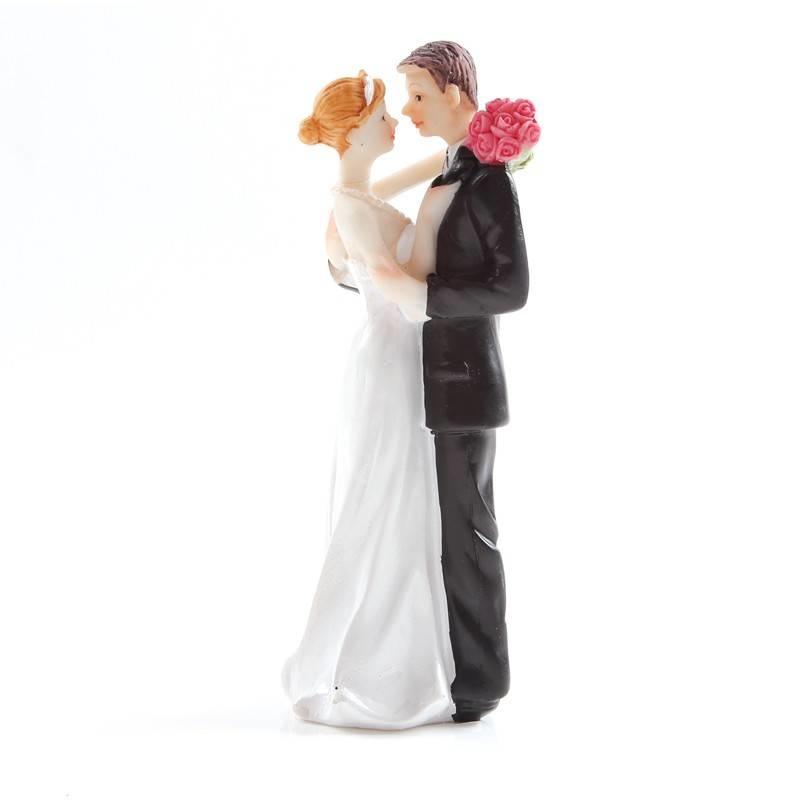Tanzende Hochzeitspaar