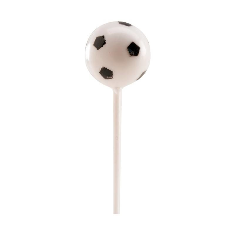 Fußball auf Stäbchen (144 Stück)