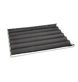 Baguette tray 40 x 80 mit 4 Fächern