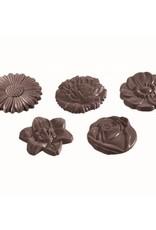 Schneider Kunststof bonbonvorm, bloemen