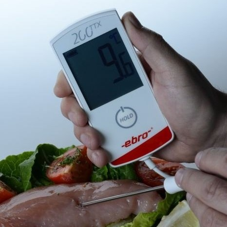 Ebro Ebro TTX 200 Lebensmittelthermometer