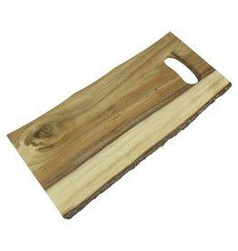 Presentation tray wood rectangular