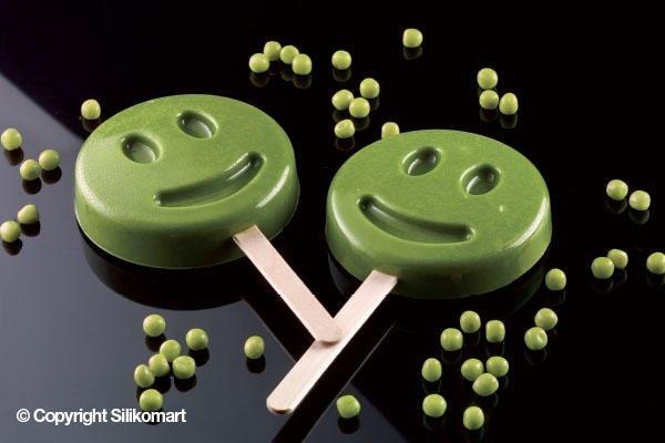 Back / Eisform Mr Happy