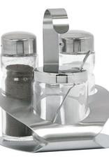 Peper en zoutstel 3 delig