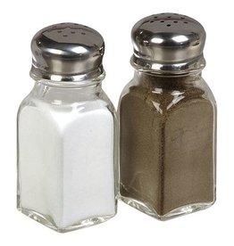 Pfeffer und Salzstreuer
