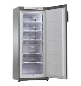 Exquisit Freezer cabinet Exquisit with stainless steel jacket