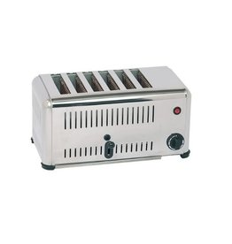 Toaster 6 Scheiben