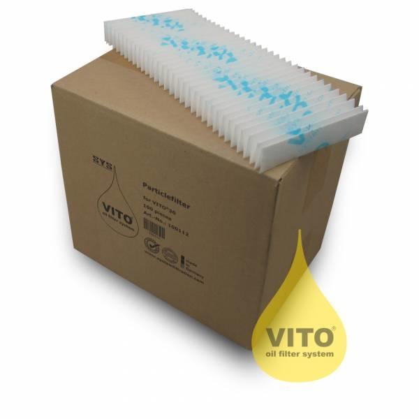 Vito Box of 100 filters for Vito 30 device